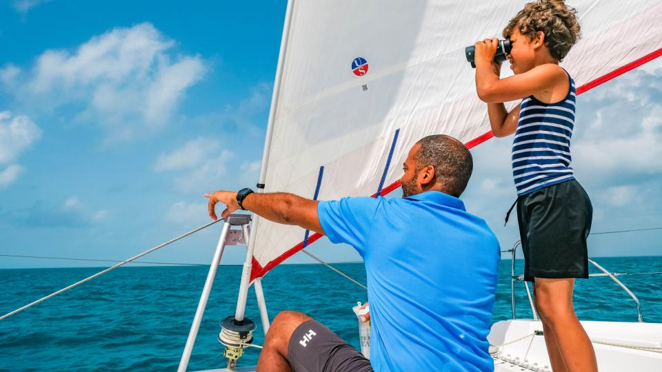 Corporate Yacht Charter & Corporate Sailing Events | Sunsail USA