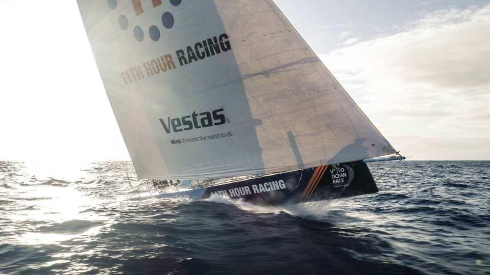 Vestas 11th Hour Racing Volvo Ocean 65