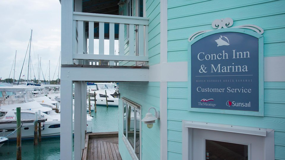 Conch Inn Hotel and Marina, Abacos