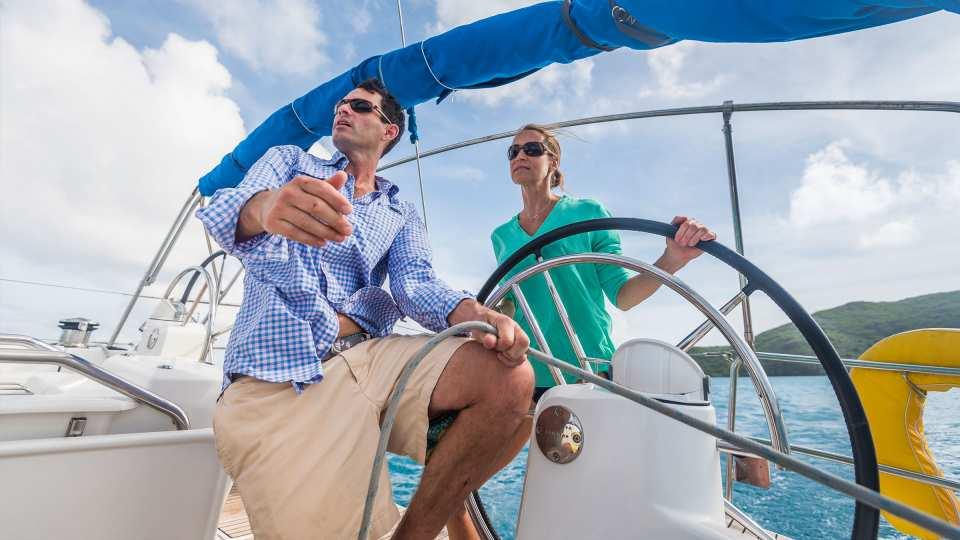 Asa Courses 103 104 Sailing Certifications Sunsail Usa