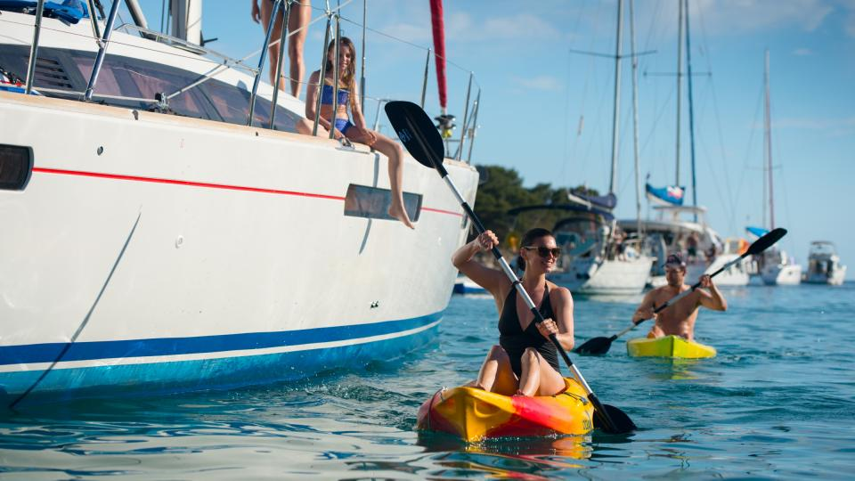 Flotilla vacations with Sunsail