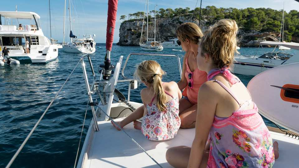 Family on a Charter