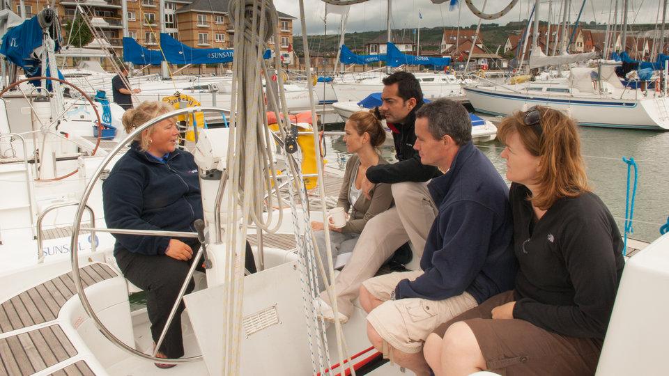 Port Solent Sailing School