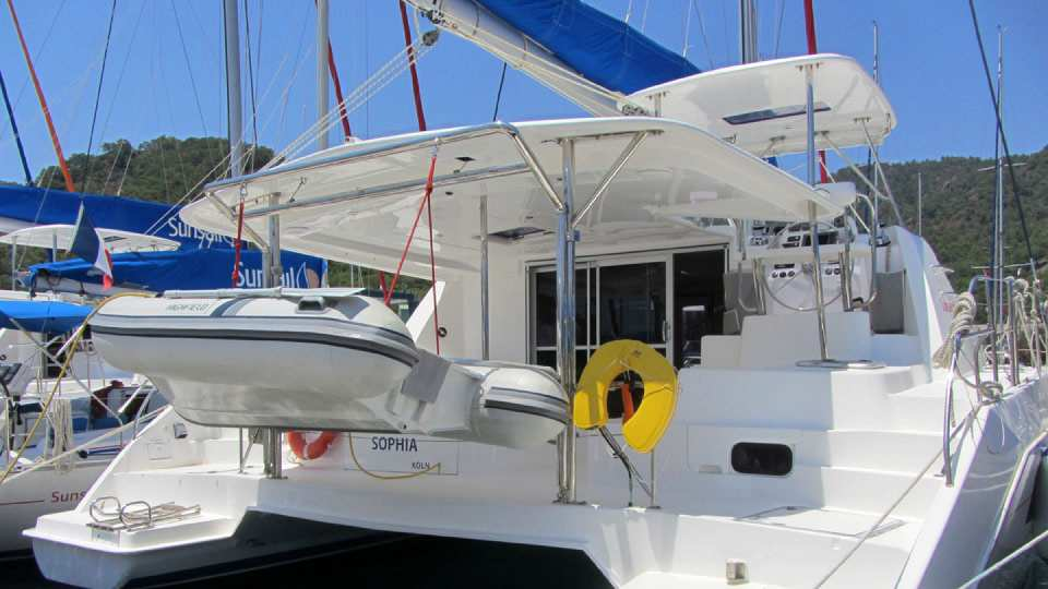Sunsail Yacht for Sale