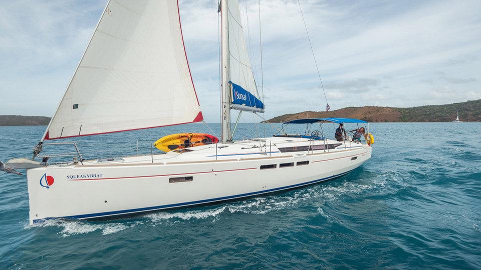 Sailing Charter Savings