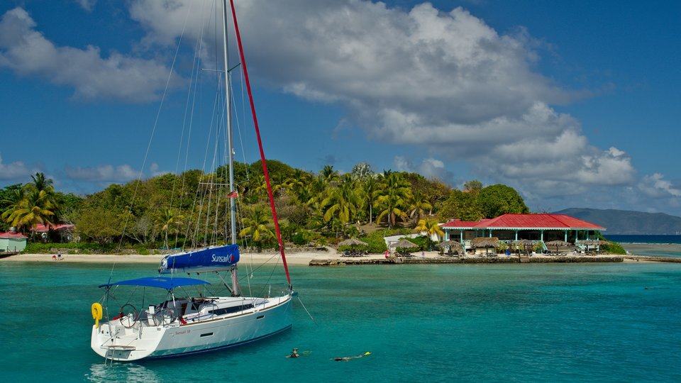 Marina Cay BVI