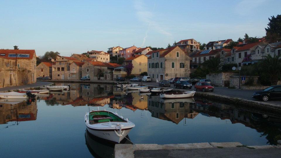 Vrboska (Hvar), Croatia