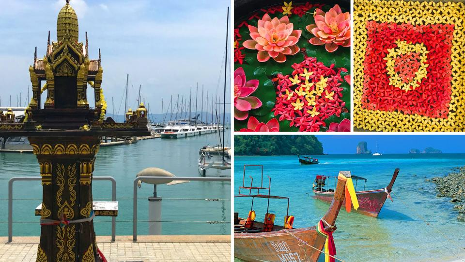 Ao Po Grand Marina Culture