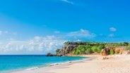 St. Martin beach Uncommon Caribbean Patrick Bennett