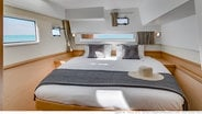 interior yacht cabin