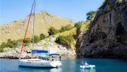 sunsail-monohull-sailing-mallorca-cove