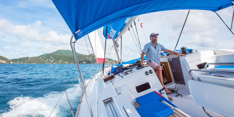 Sailing Vacation Specials