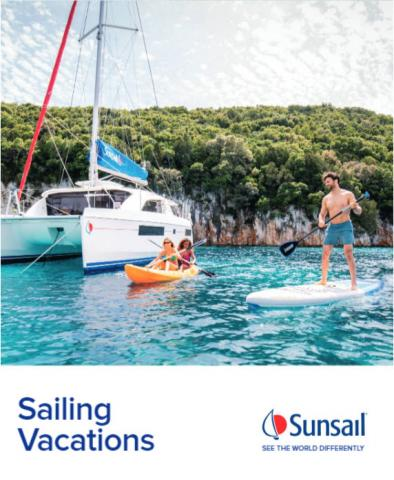 Sunsail 2020 Brochure
