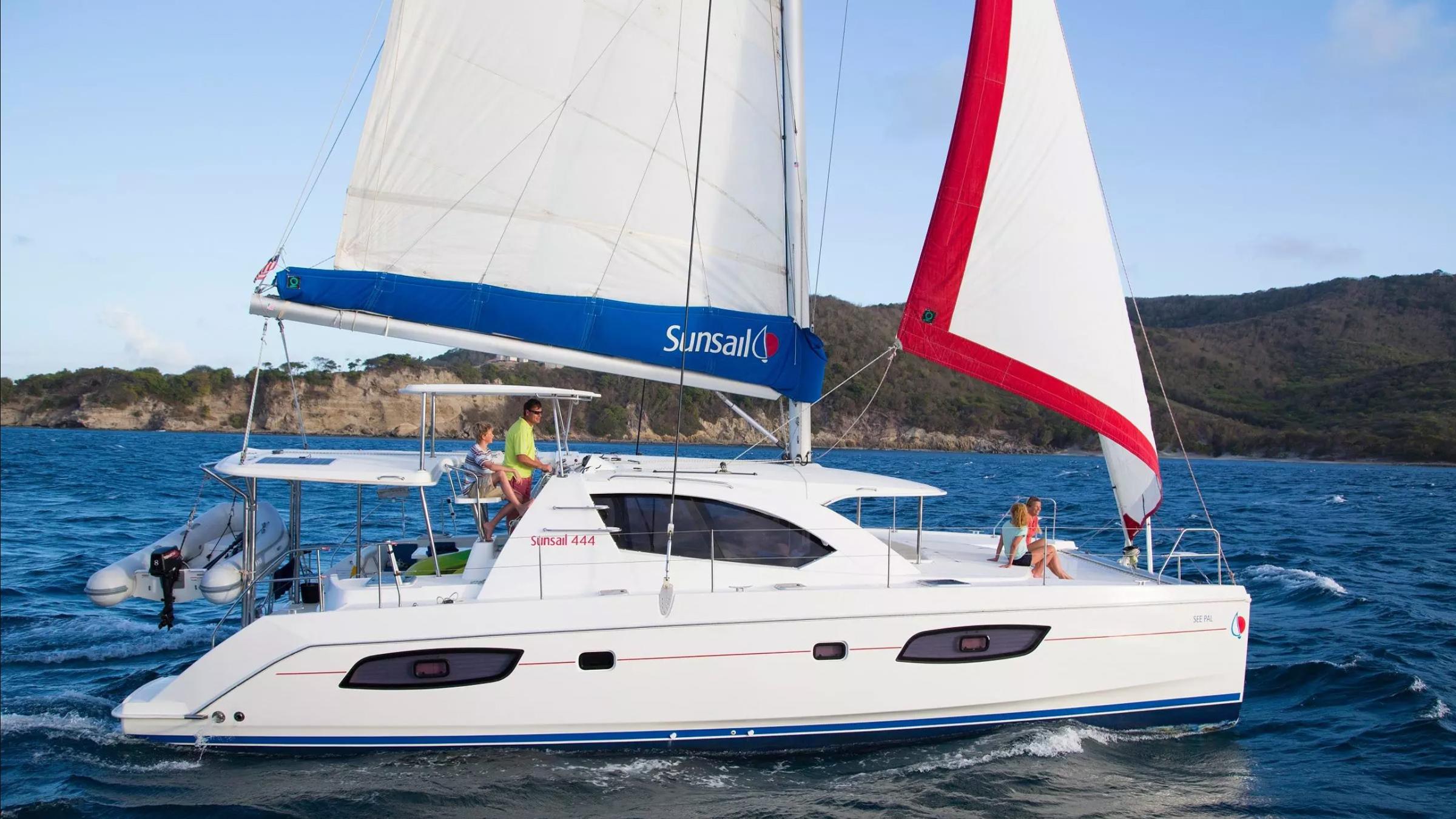 Sunsail 444 - 4 cabin | Sunsail